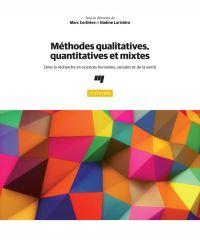 Méthodes qualitatives, quan...