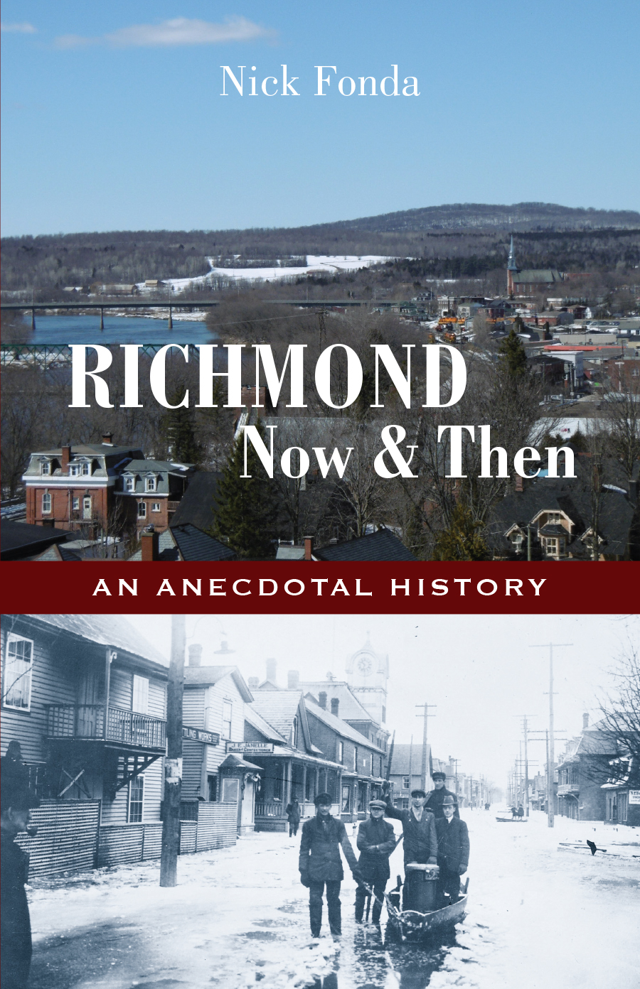 Richmond, Now & Then