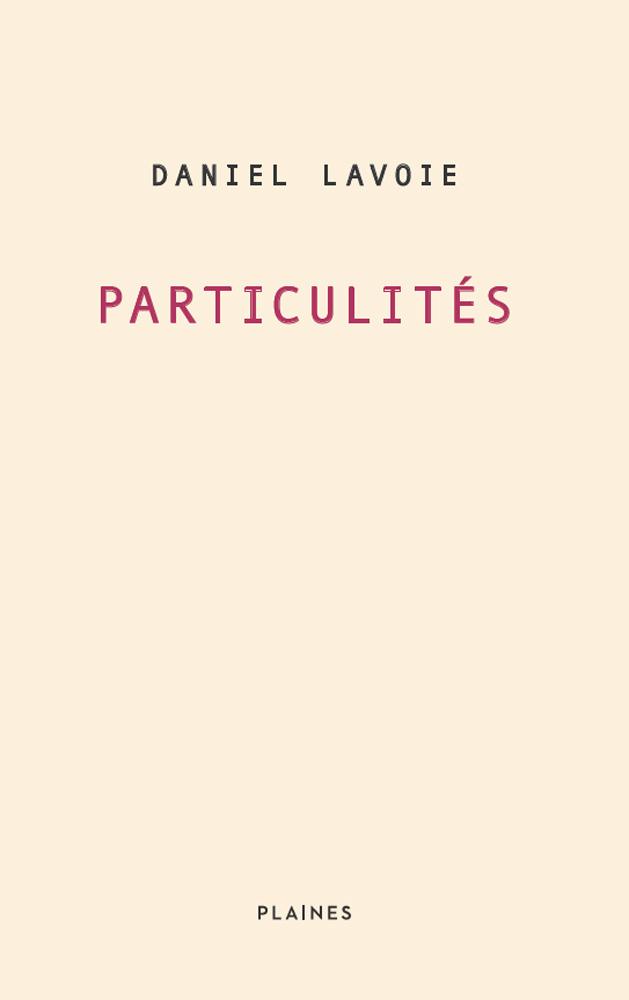 Particulités