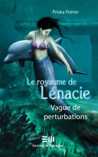 Image de couverture (Le royaume de Lénacie T.2: Vague de perturbations)