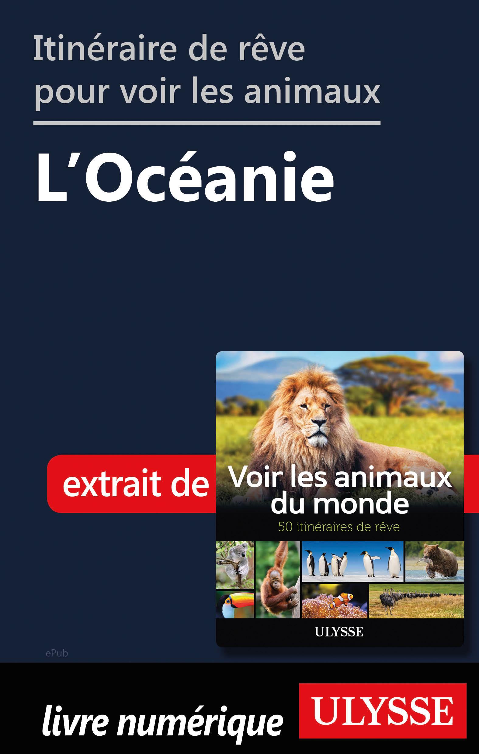 Itinéraire de rêve pour voi...