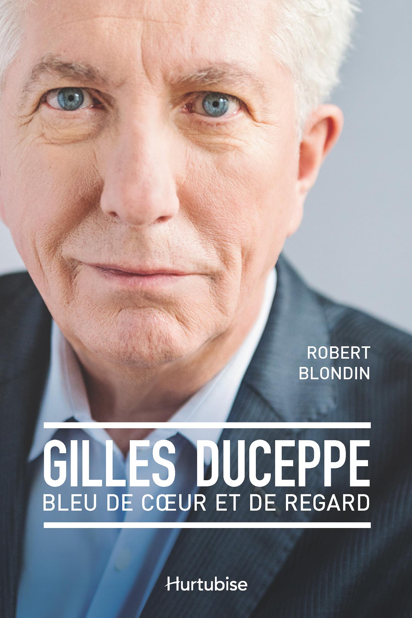 Gilles Duceppe, bleu de coe...
