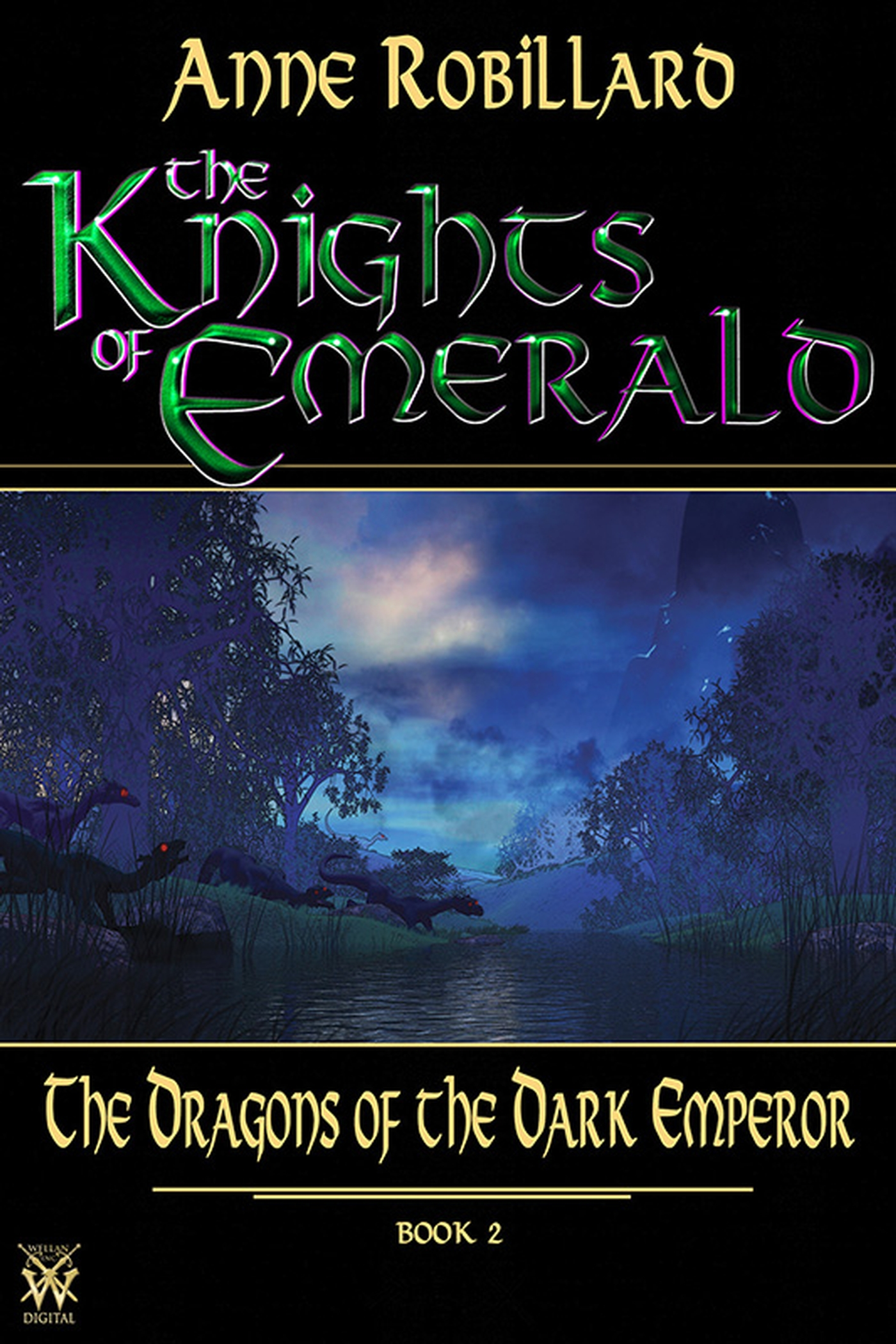 The Knights of Emerald 02 :...