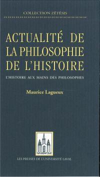 Actualité de la philosophie...