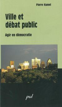 Ville et débat public : Agi...