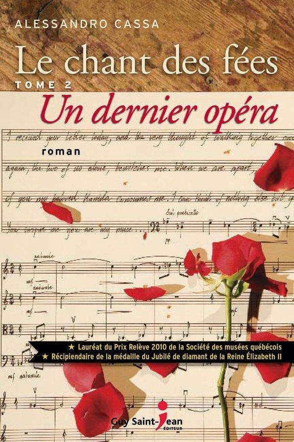 Vignette du livre Chant des fées (Le)T.2 :Un dernier opéra