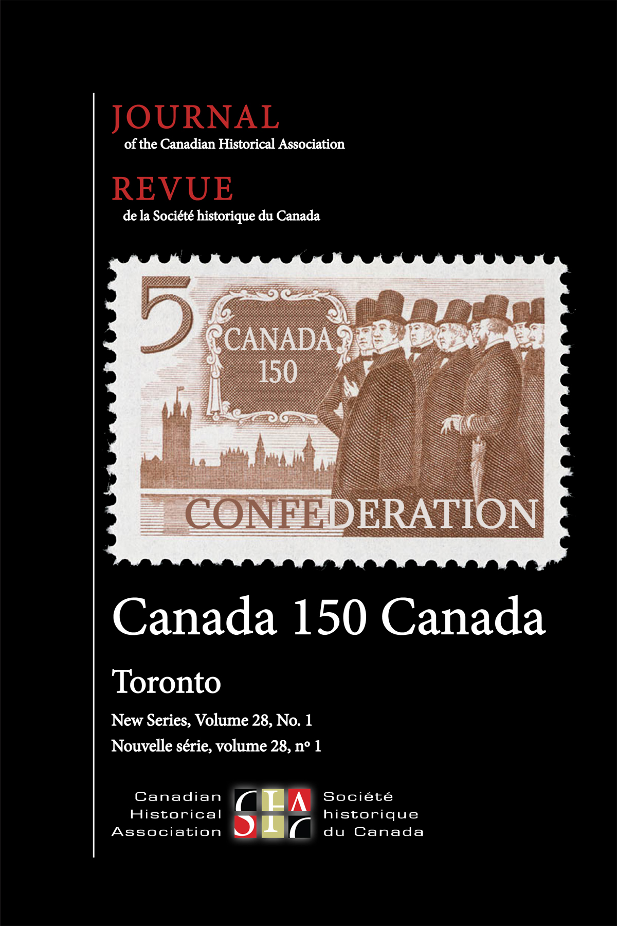 Journal of the Canadian His...