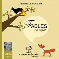 Fables de la Fontaine en Argot