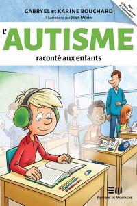 Image de couverture (L'autisme raconté aux enfants)