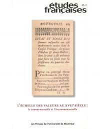 Volume 45, numéro 2, 2009
