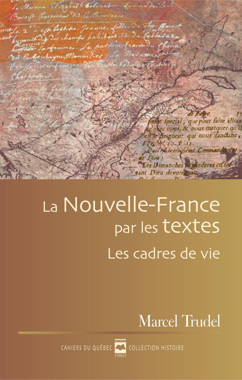 La Nouvelle-France par les ...