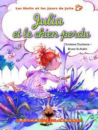 Julia et le chien perdu