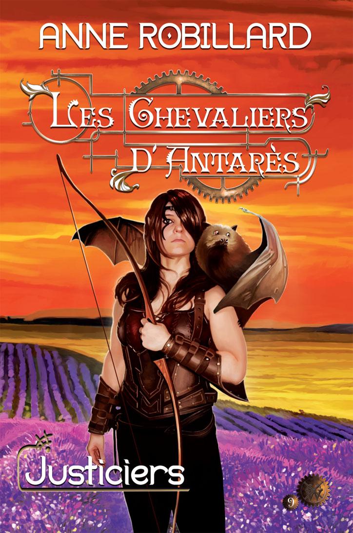 Les Chevaliers d'Antarès 09...