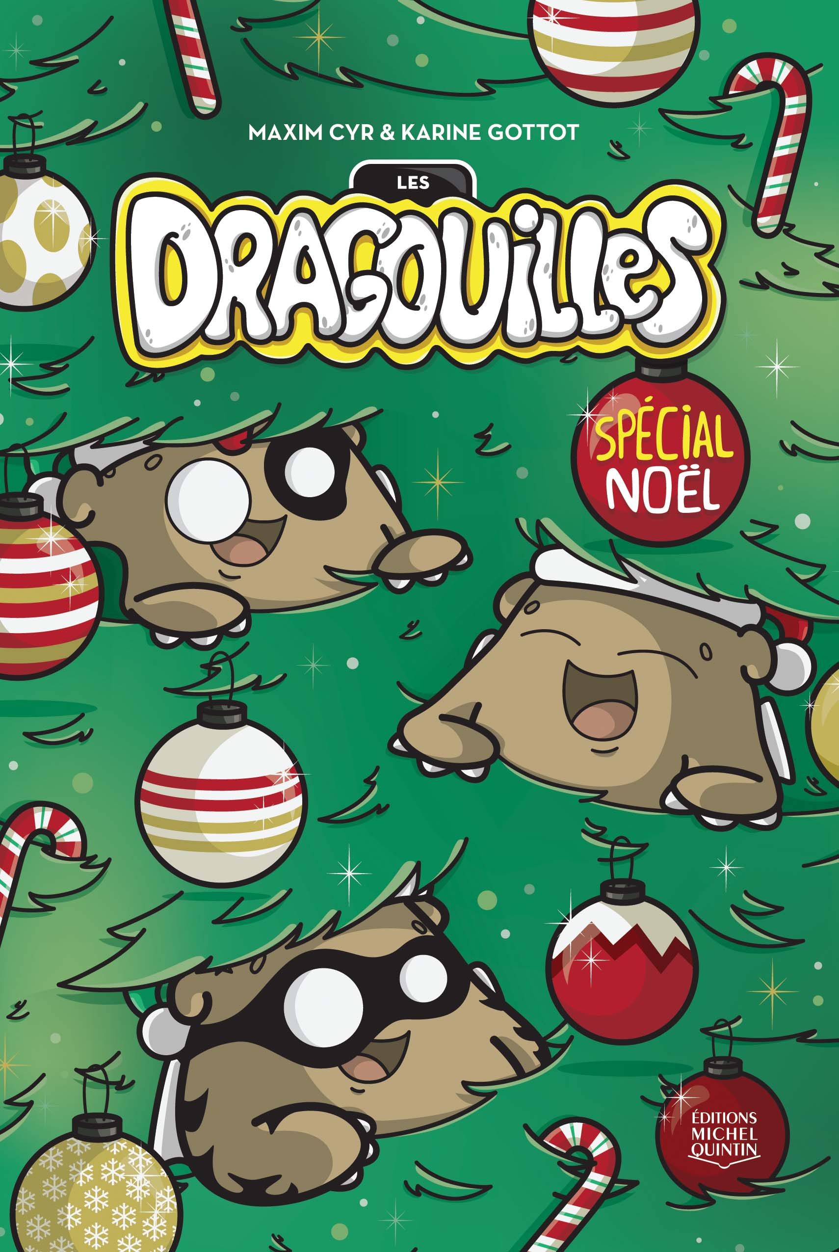 Les dragouilles - Spécial Noël