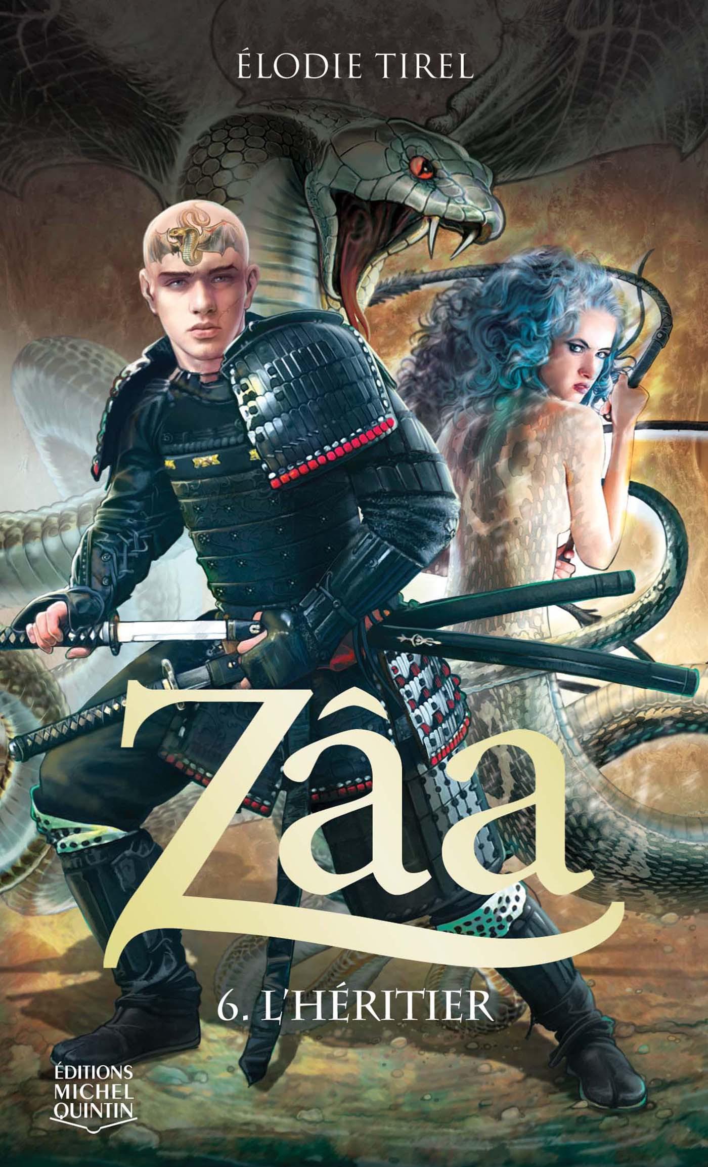 Zâa 6 - L'héritier