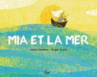 Image de couverture (Mia et la mer)