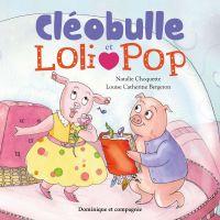 Image de couverture (Cléobulle et Loli Pop)