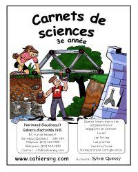 Carnets de sciences (3e année)