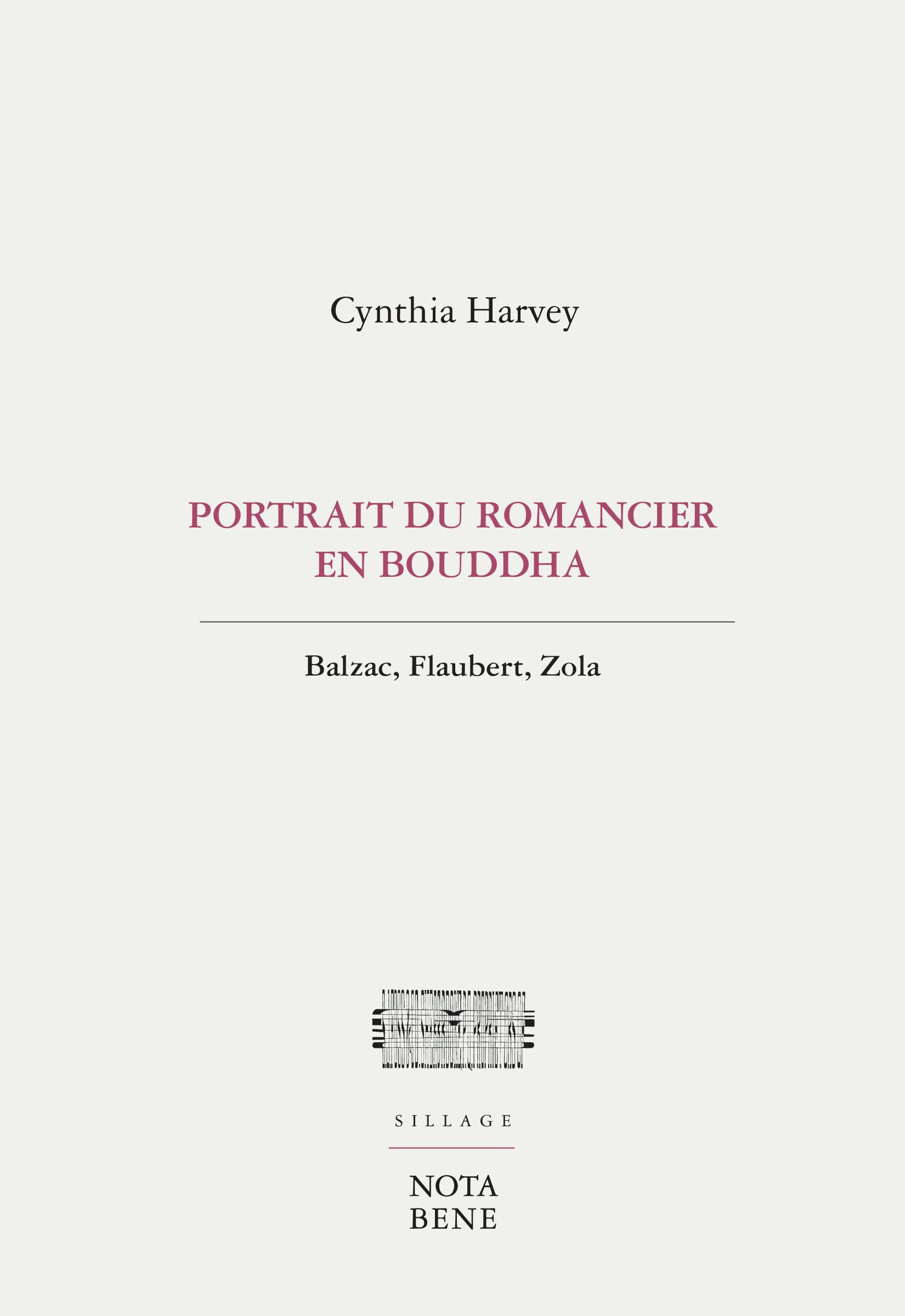 Portrait du romancier en Bo...