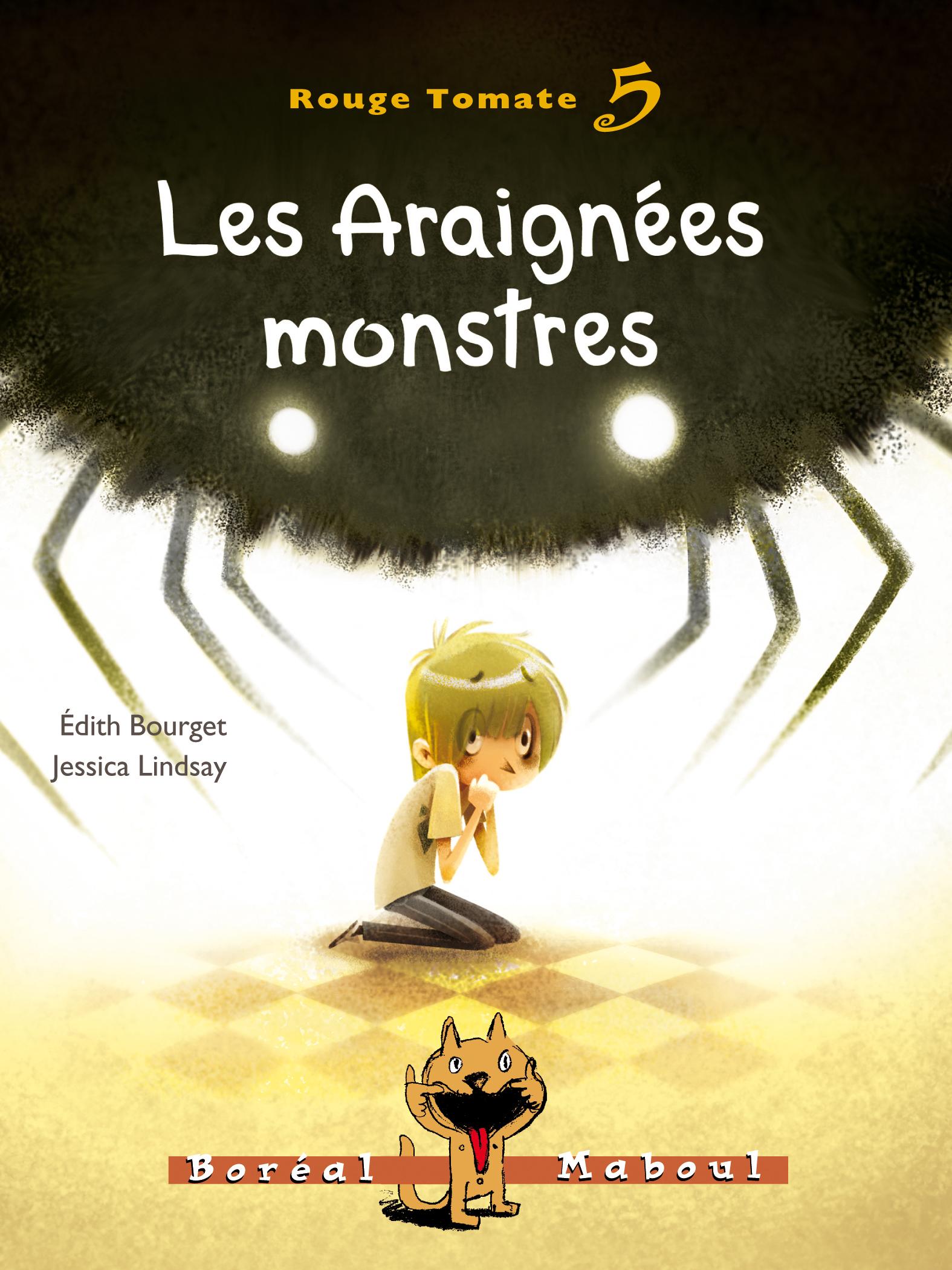 Les Araignées monstres