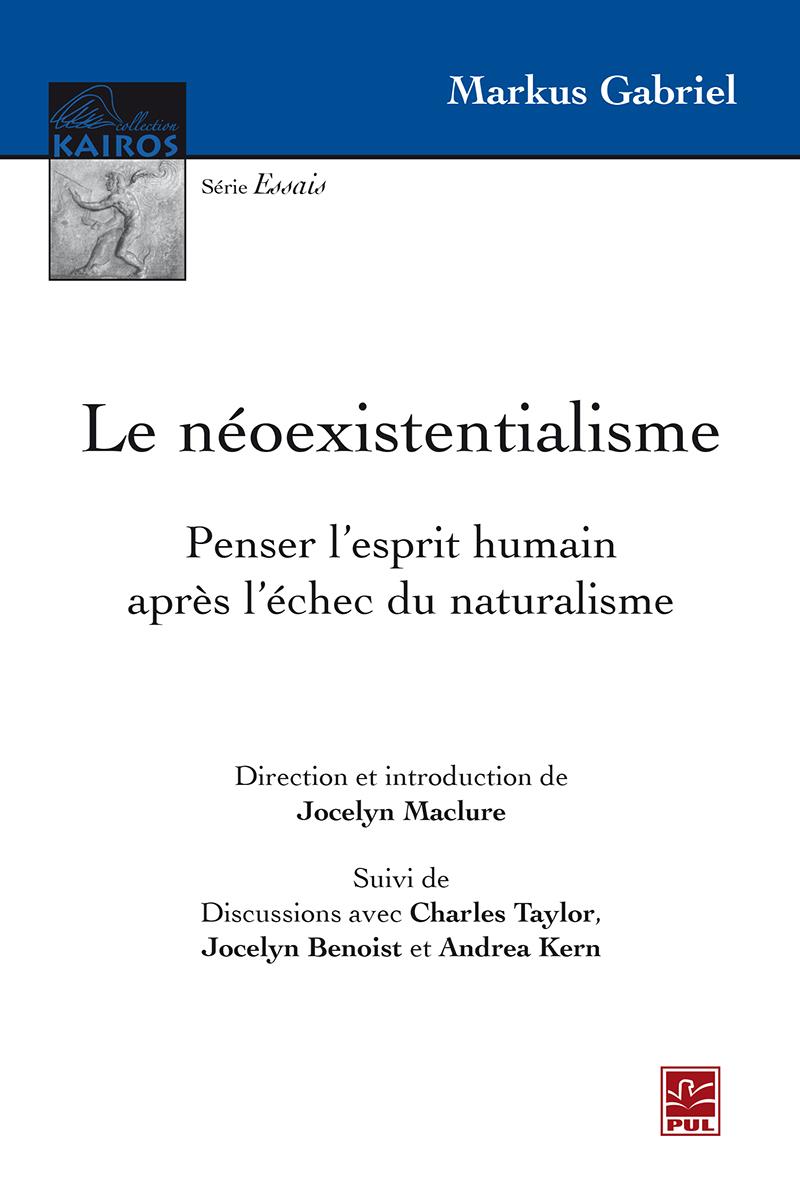 Le néoexistentialisme. Pens...