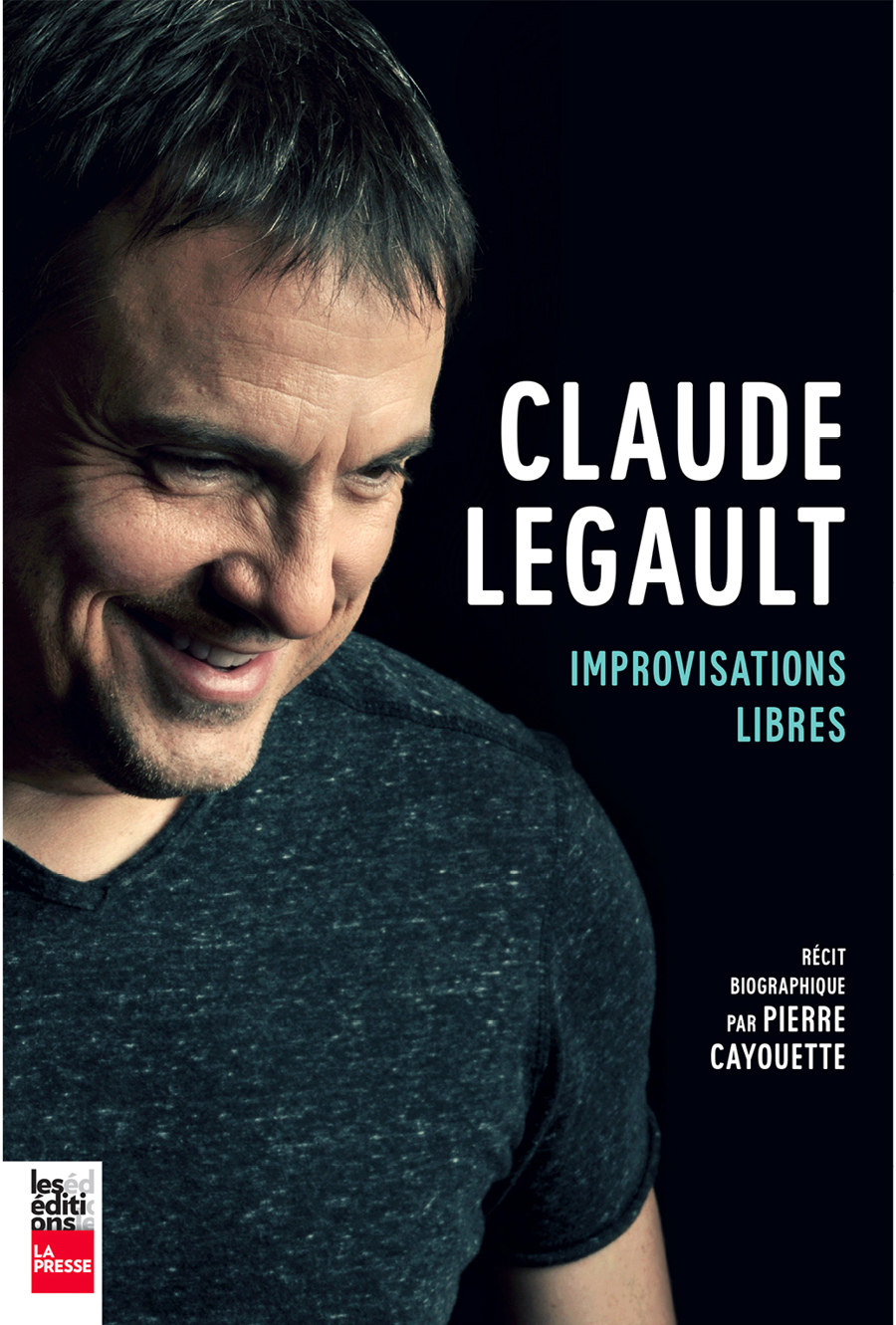 Claude Legault: Improvisations libres