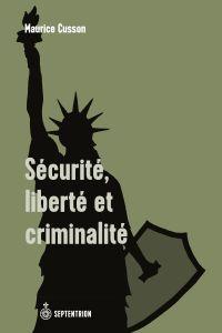 Image de couverture (Sécurité, liberté et criminalité)
