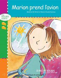 Image de couverture (Marion prend l'avion)