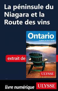 Image de couverture (La péninsule du Niagara et la Route des vins)