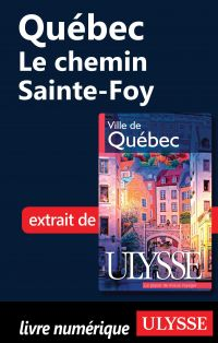 Québec - Le chemin Sainte-Foy