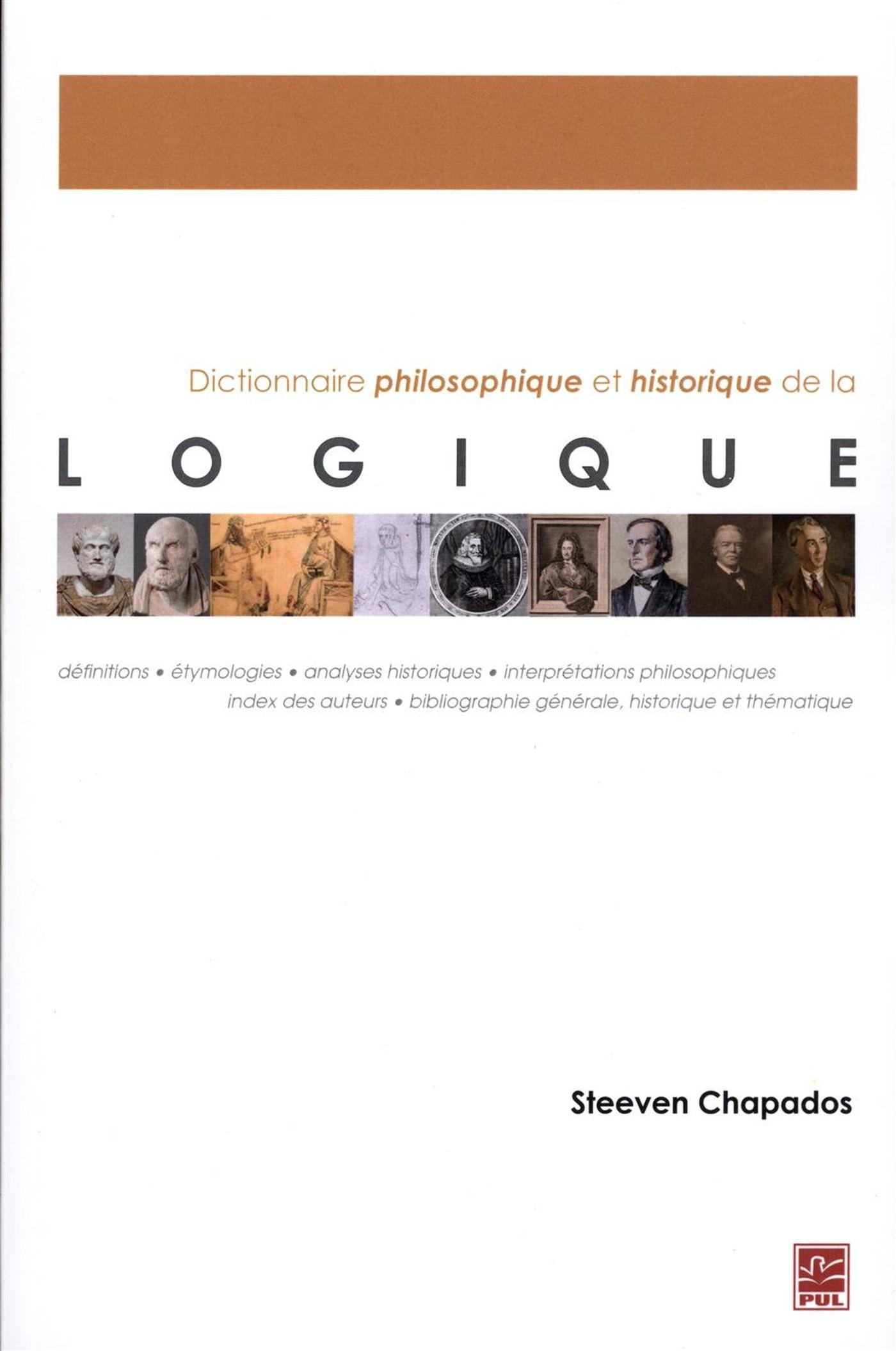 Dictionnaire philosophique ...