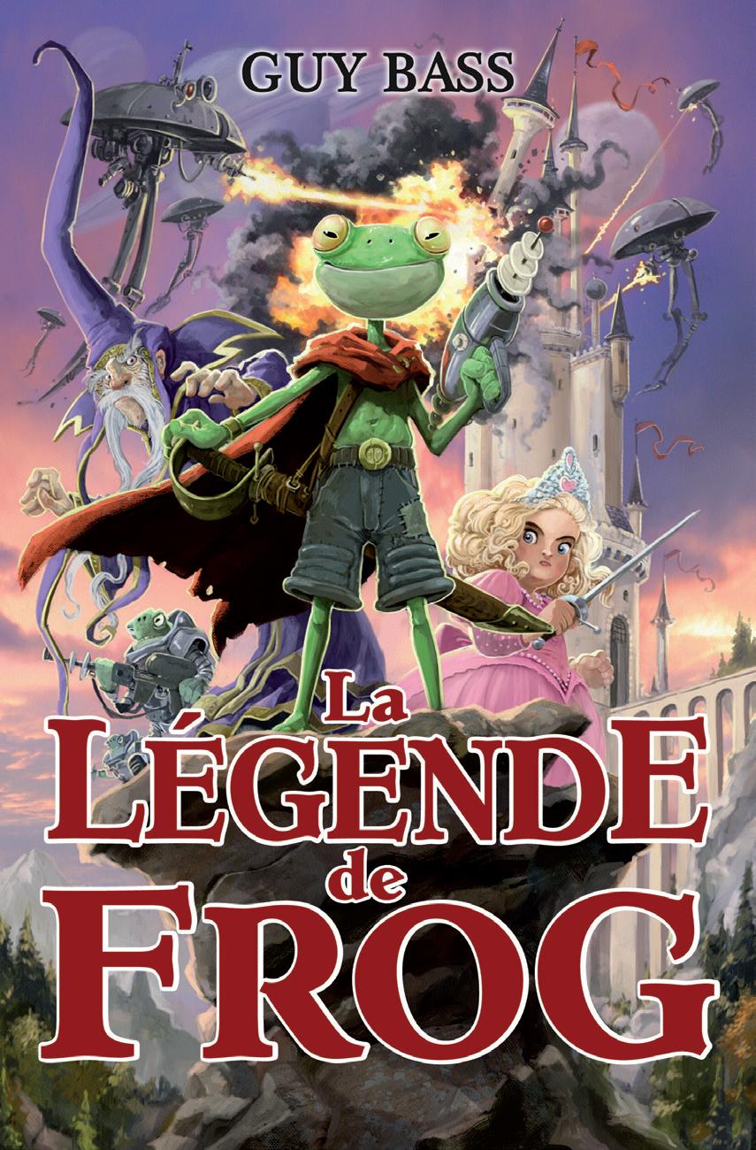 La légende de Frog