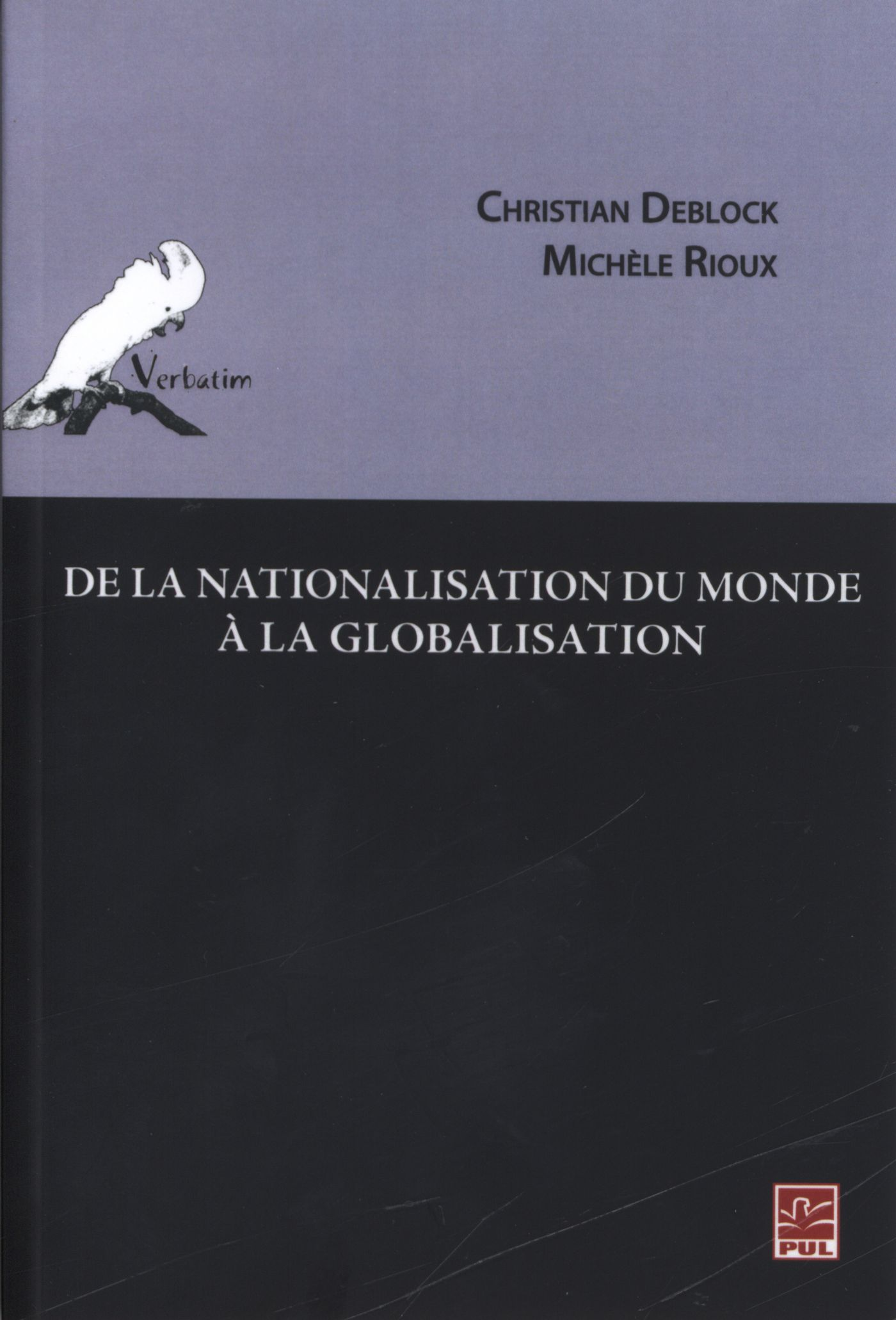 De la nationalisation du mo...