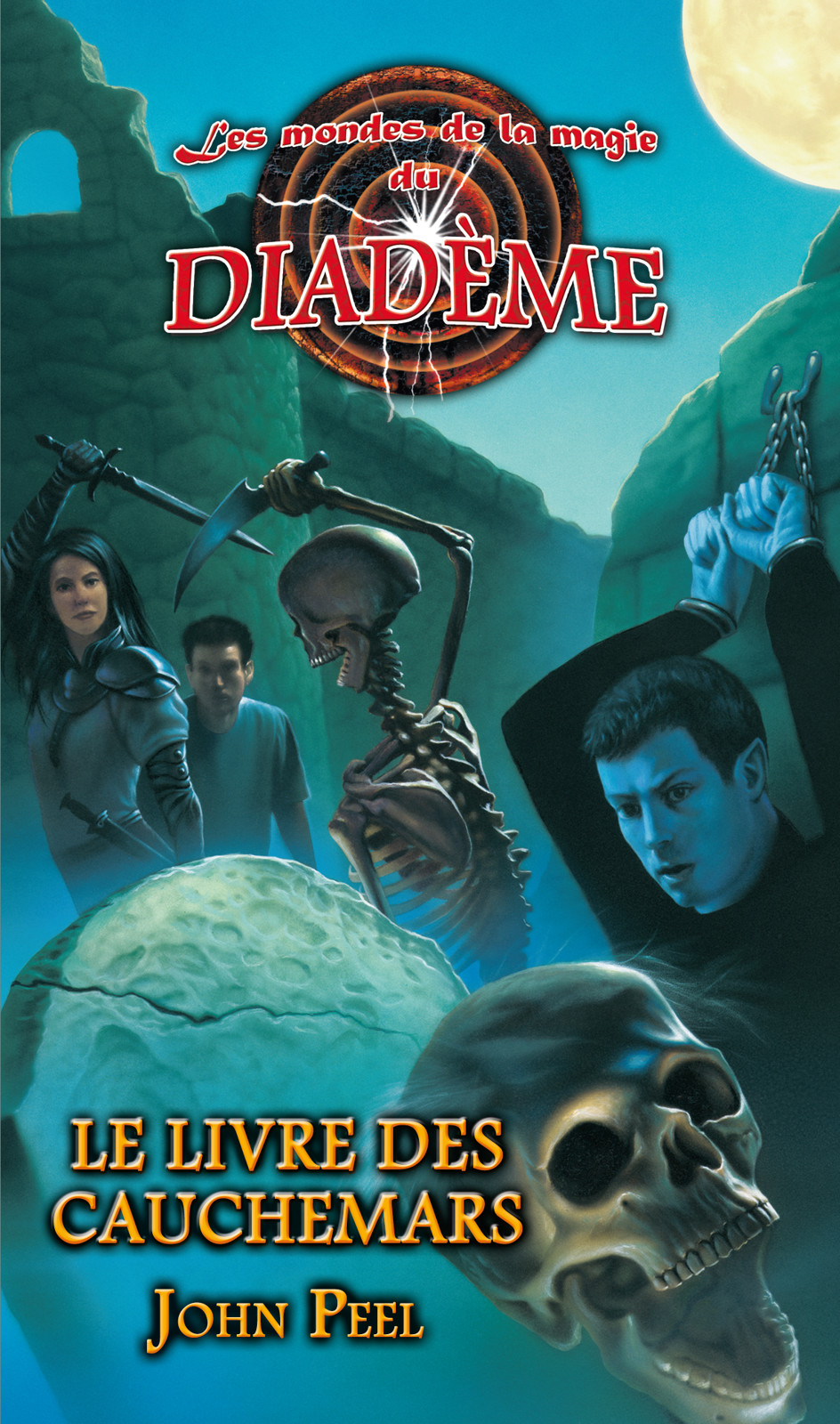 Les mondes de la magie du Diadème, Le livre des cauchemars