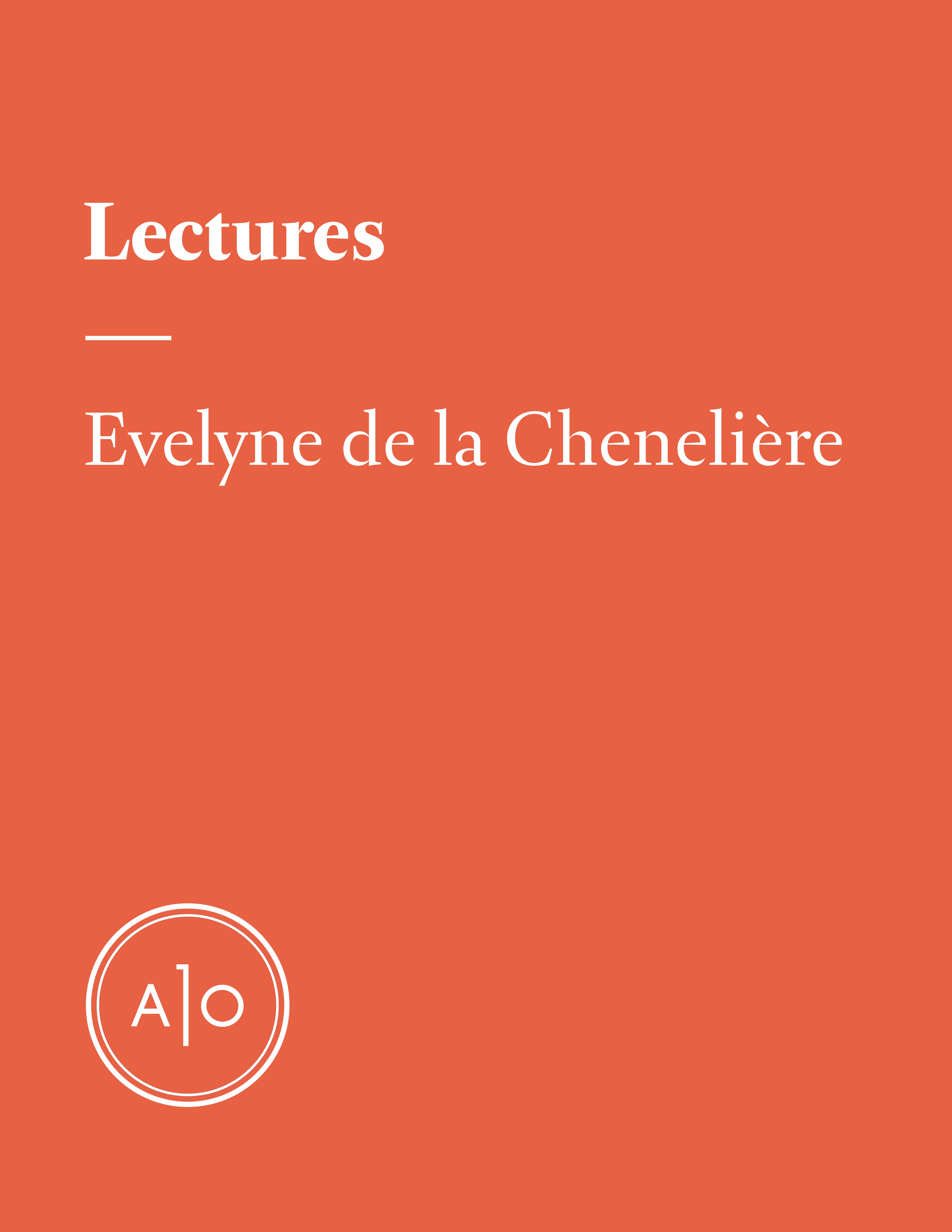 Les lectures d'Evelyne de l...