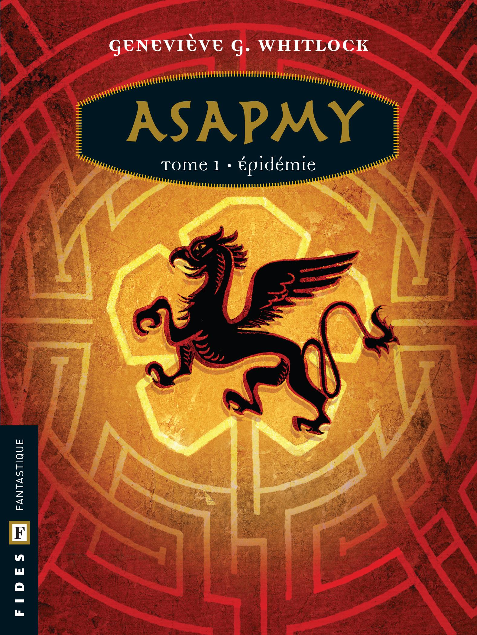 Asapmy - Tome 1, Épidémie