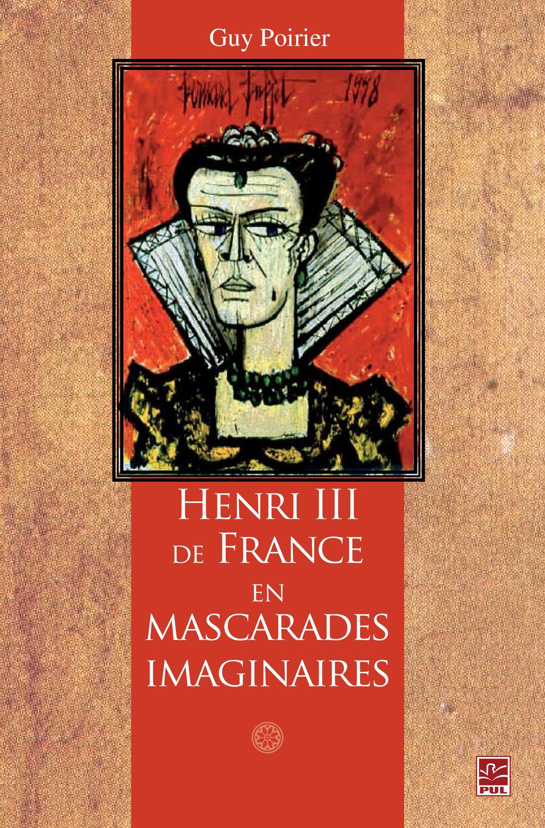 Henri III de France en masc...