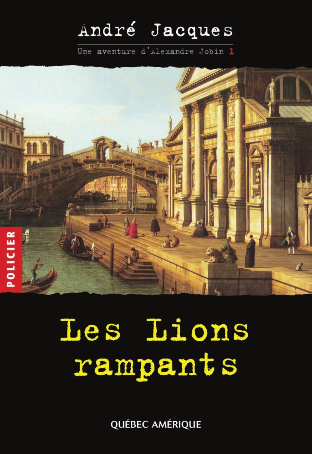 Alexandre Jobin 1 - Les Lio...