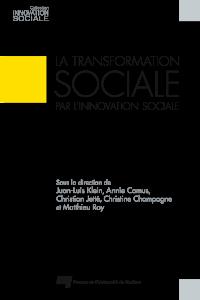 La transformation sociale p...