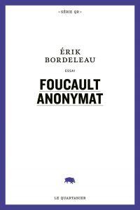 Foucault anonymat