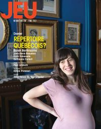 JEU Revue de théâtre. No. 162, 2017.1