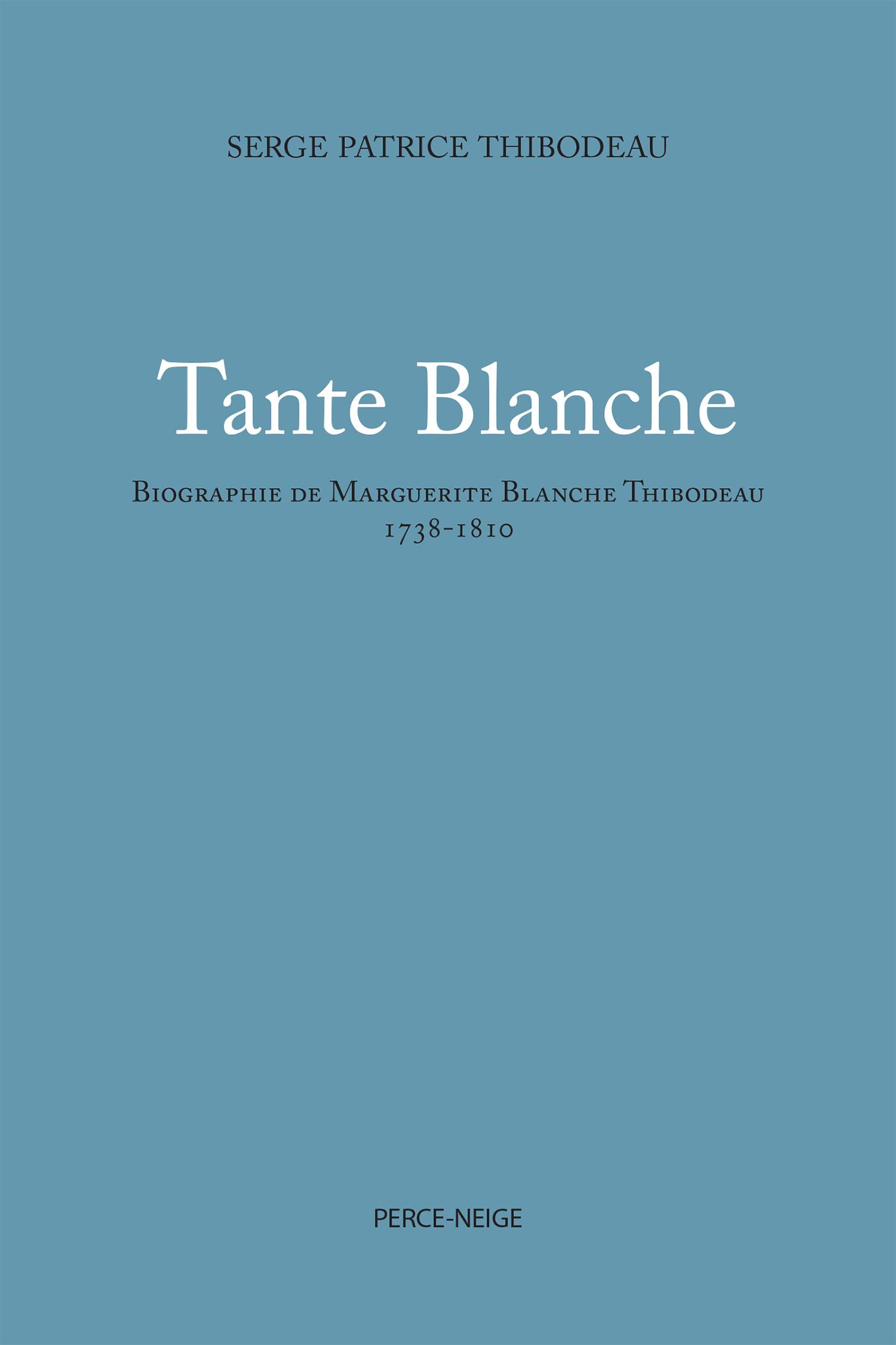 Tante Blanche
