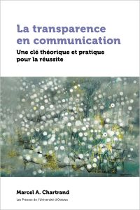 Image de couverture (La transparence en communication)