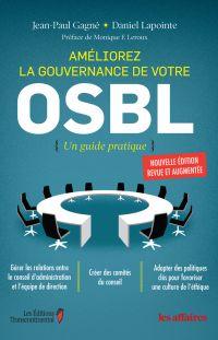 Améliorez la gouvernance de votre OSBL - Nouvelle édition