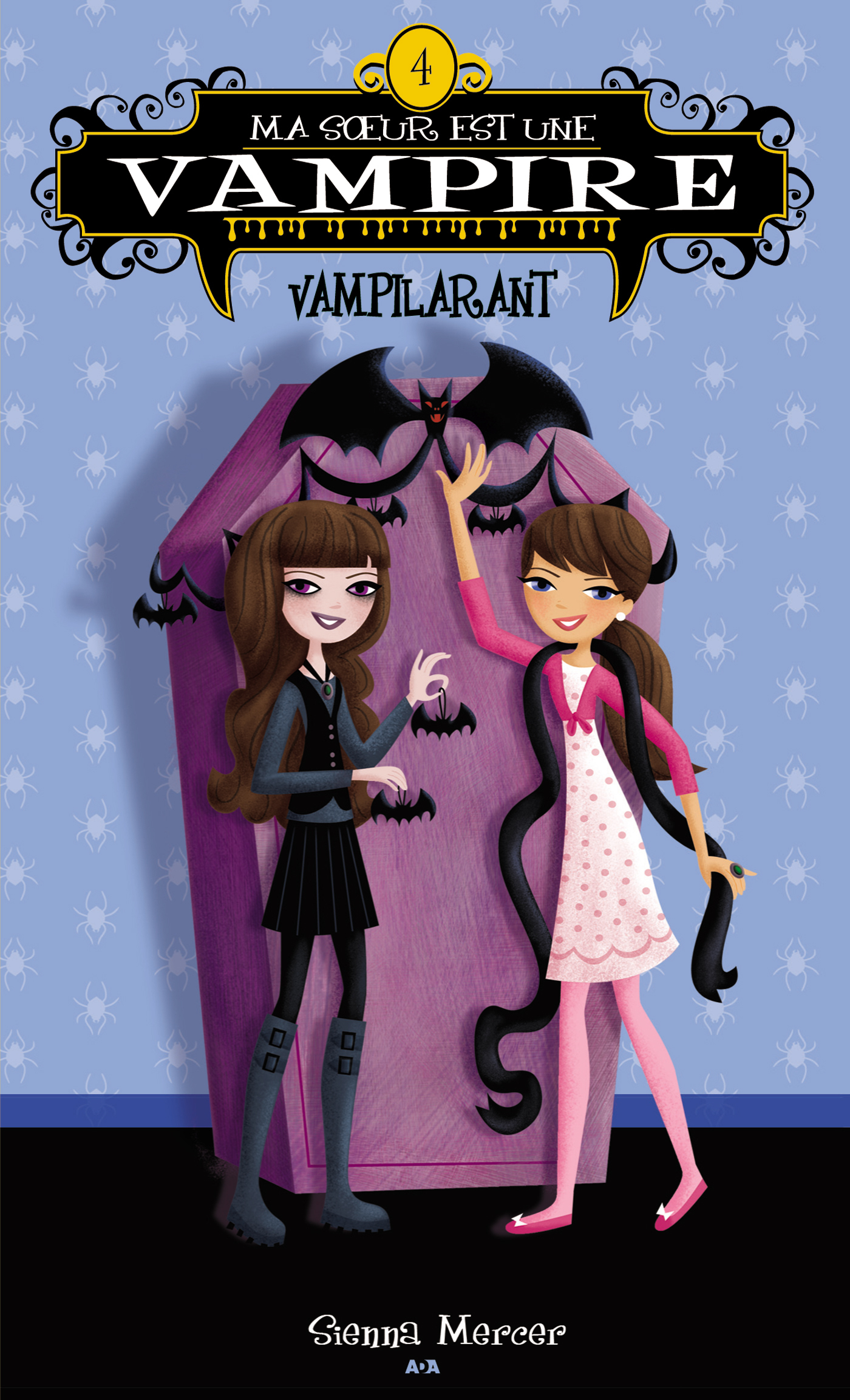 Ma soeur est une vampire