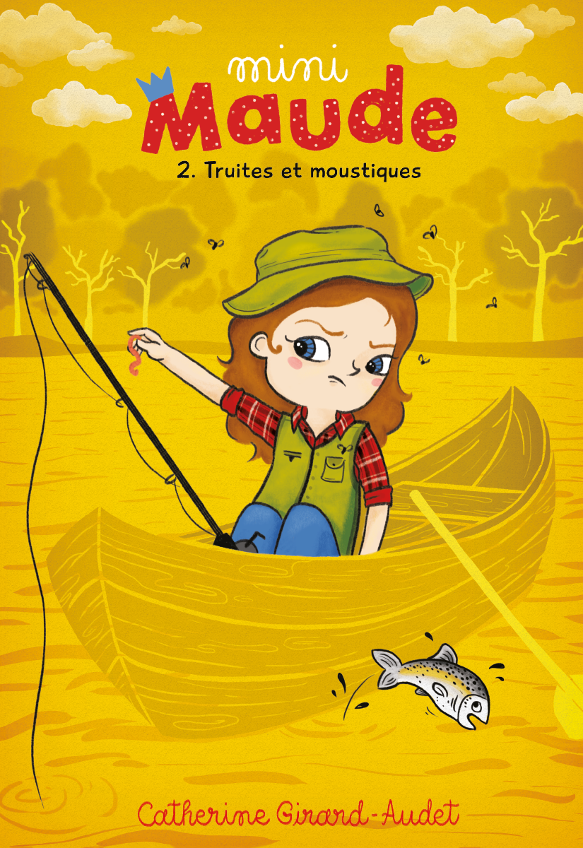 Mini-Maude Tome 2: Truites ...