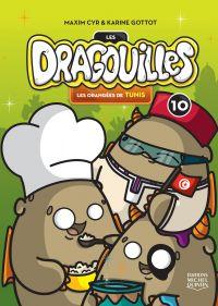 Image de couverture (Les dragouilles 10 - Les orangées de Tunis)