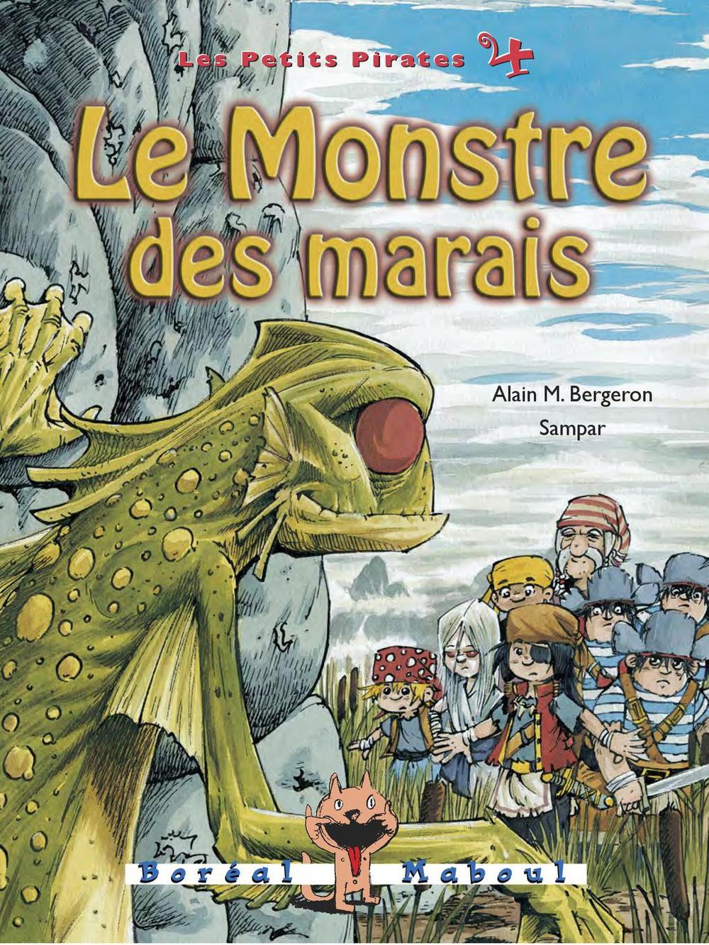 Le Monstre des marais
