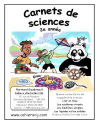 Carnets de sciences (2e année)