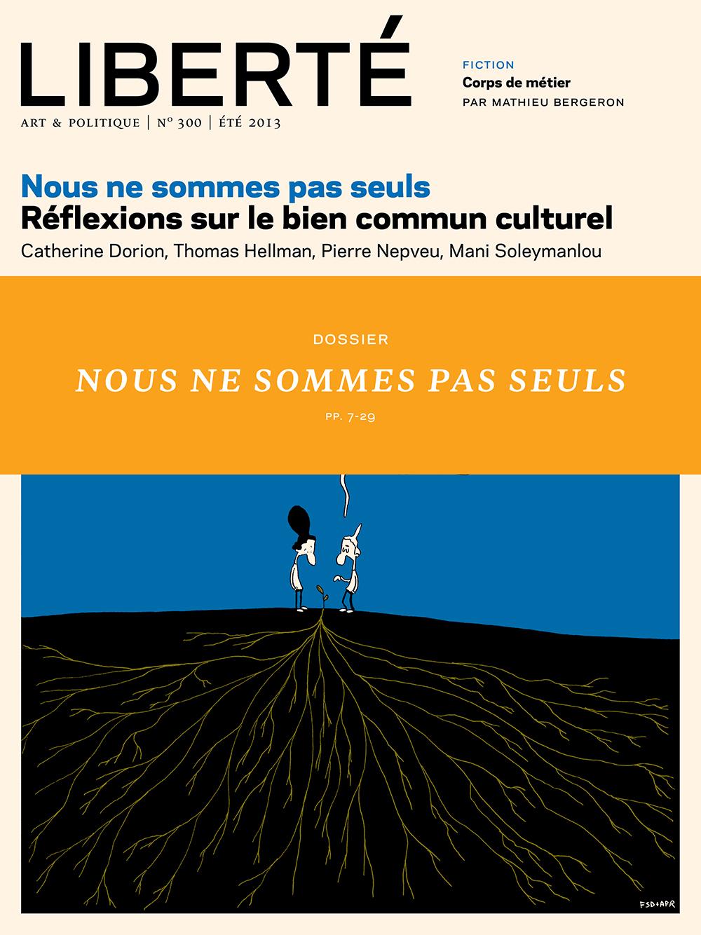 Liberté 300 - Dossier - Nou...